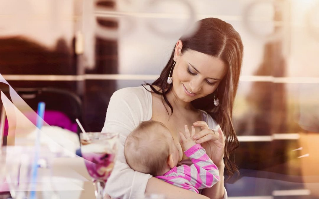 La question de l'allaitement ne tourne pas qu'autour de bébé ! Le corps importe…