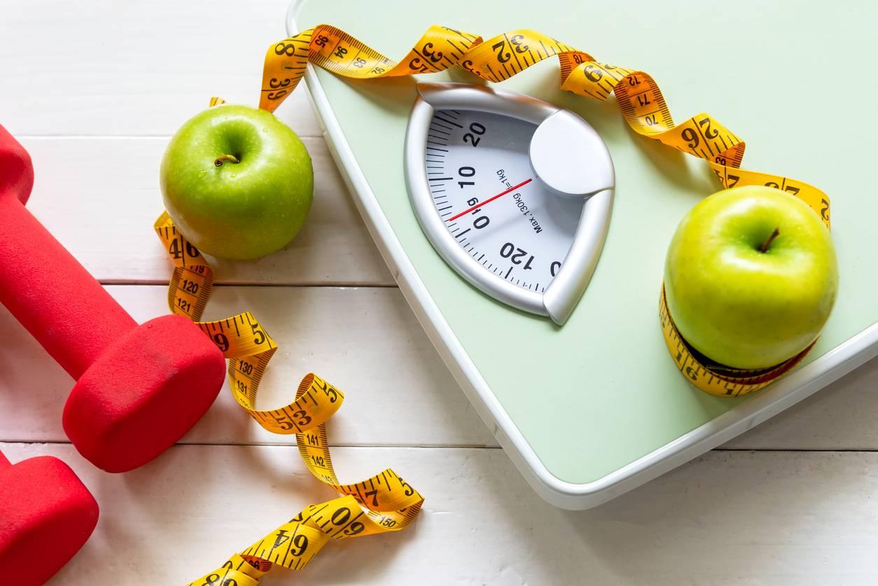 perte de poids saine