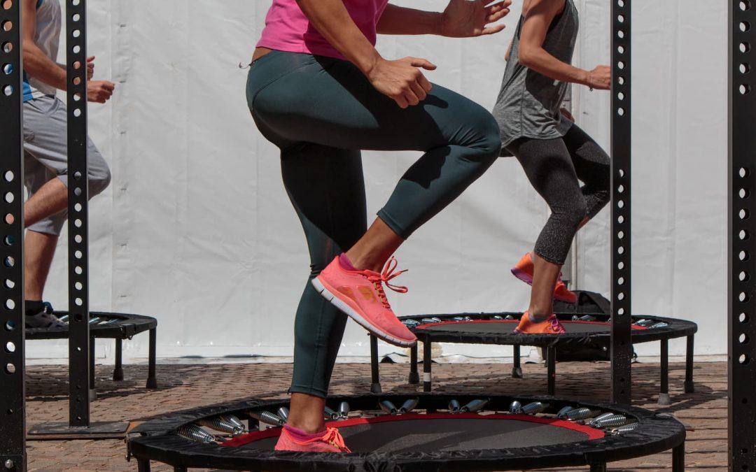 Mini-trampoline, comment faire de l'exercice en s'amusant ?